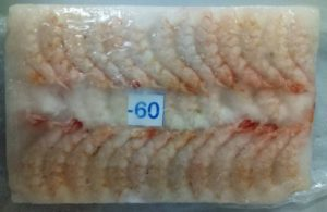 Sea Prawn Meat