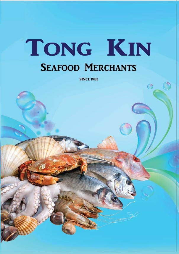 Tong Kin Seafood Products Catalogue 1