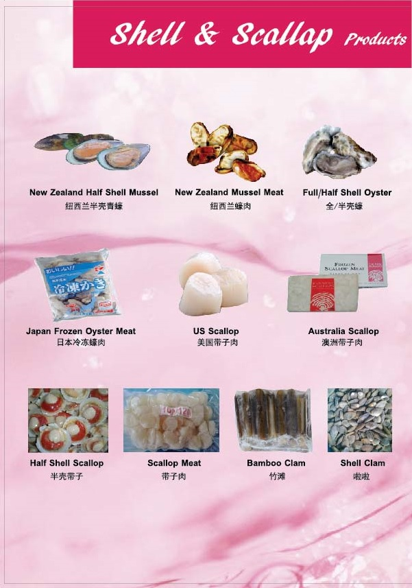 Tong Kin Seafood Products Catalogue 4
