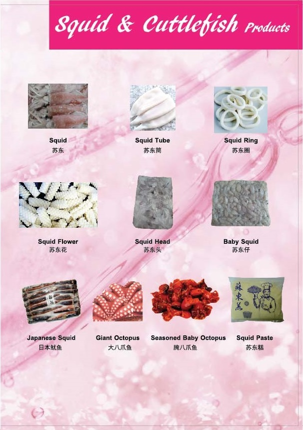 Tong Kin Seafood Products Catalogue 5
