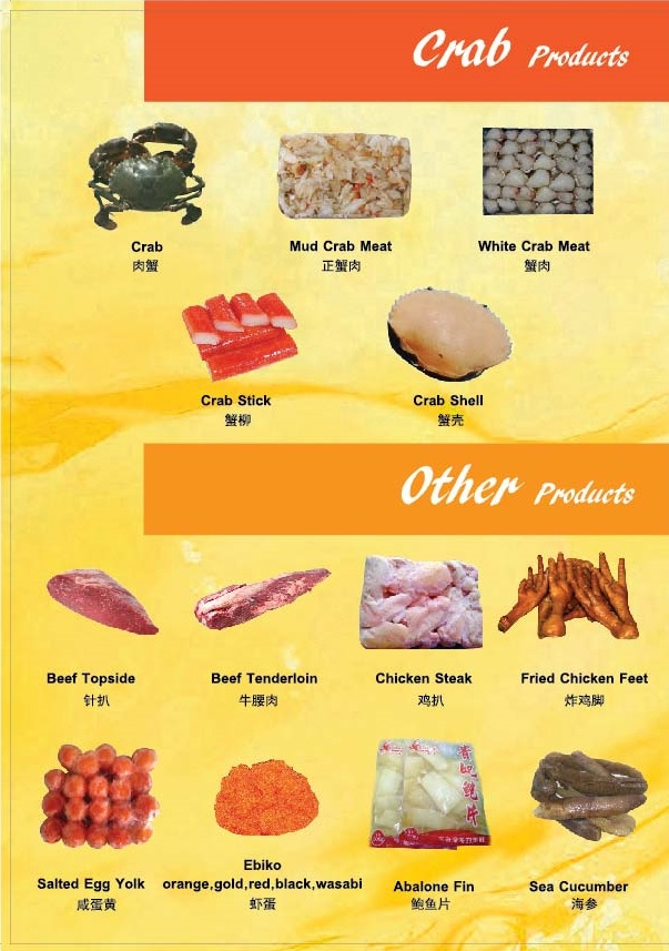 Tong Kin Seafood Products Catalogue 6